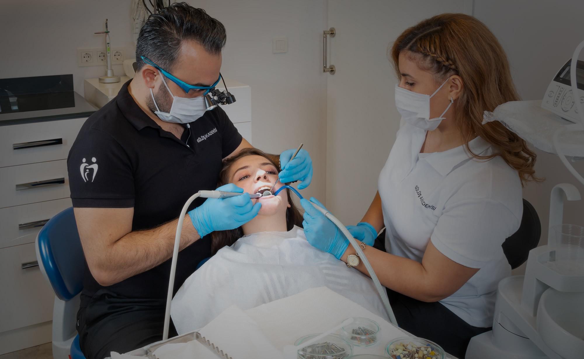 Inley ve Onley Diş Restorasyonları